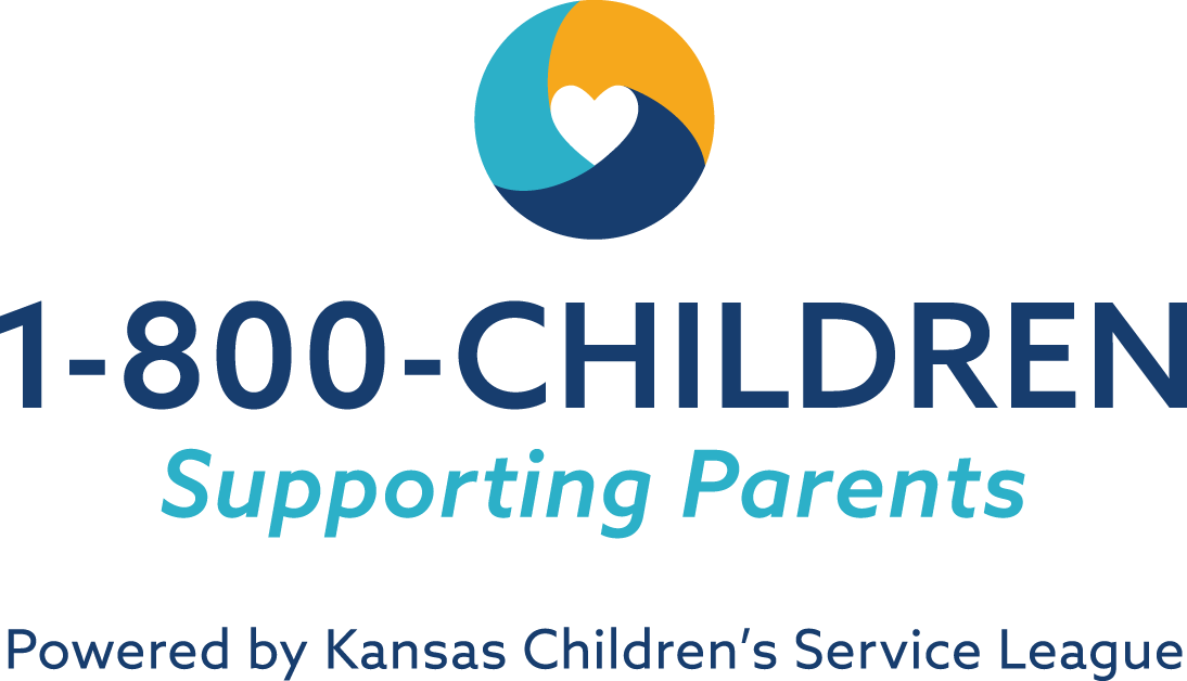 1-800-CHILDREN Supporting Parents Powered by Kansas Children's Service League